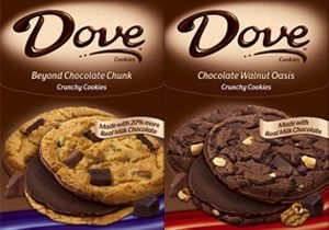 DOVE Brand Cookies