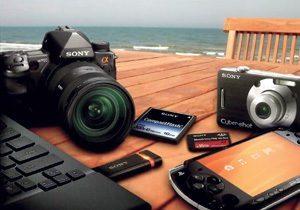 Sony CES Product Catalog