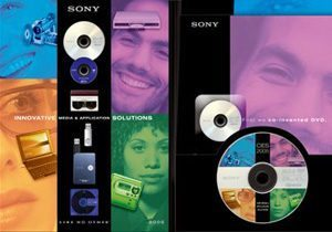 Sony CES Sales Kit