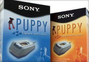 "Sony ""Puppy"" Fingerprint Devices"